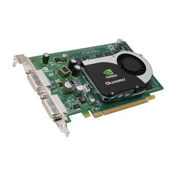 DELL NVIDIA QUADRO FX570 256MB PCI-e 2xDVI 0WX397