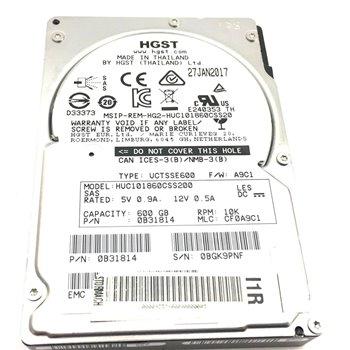 HITACHI 600GB SAS 12G 10K 2,5 HUC101860CSS200