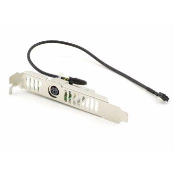 STEREO CONNECTOR QUADRO 4000 930-50764-0000-000