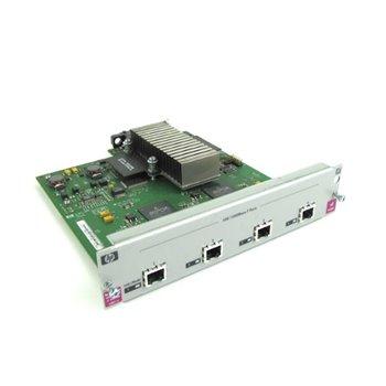 HP PROCURVE SWITCH XL 4x10/100/1000 J4821A