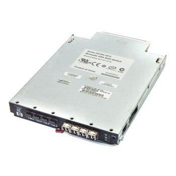 HP BLC BROCADE 4/24 4GB SAN SWITCH 8GBIC 411121-001