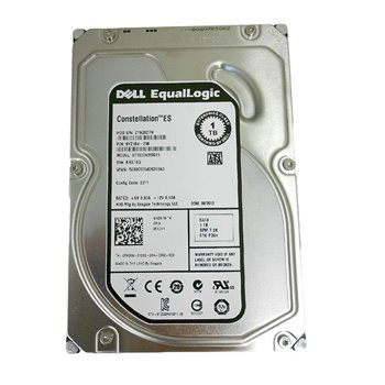DELL EQUALLOGIC 1TB SATA 7.2K 3G 3,5 0FX0XN