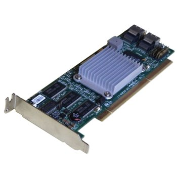 LSI 300-8XLP MEGARAID SATA KONTROLER 128MP PCI-X
