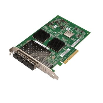 DELL SANBLADE QLE2564 4-PORT 8GB FC 4xGBIC 0400M7