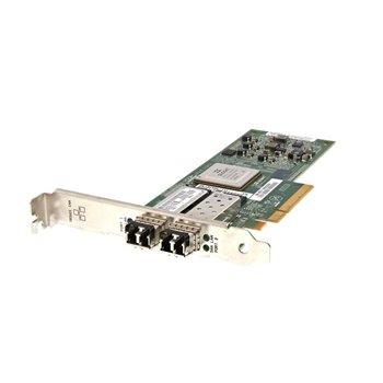 NETAPP QLOGIC QLE8152 2x10GBE 2xGBIC FC 111-01006