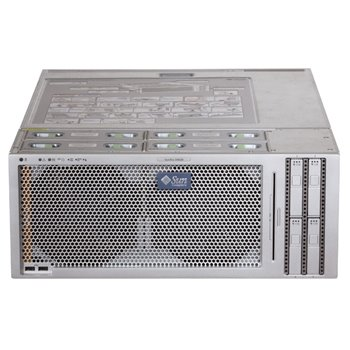 SUNFIRE X4600 4x2.8DC/32GB/0HDD/DVD/4xPSU