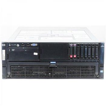 SERWER HP DL580 G5 4x2,4QC/16GB/600GB/DVD/RAID