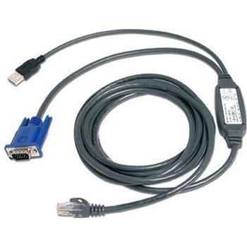 AVOCENT KVM USBIAC-15 PRZELACZNIK LAN/ VGA USB