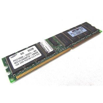 PAMIEC HP 1GB DDR 266MHZ PC2100 ECC 261585-041
