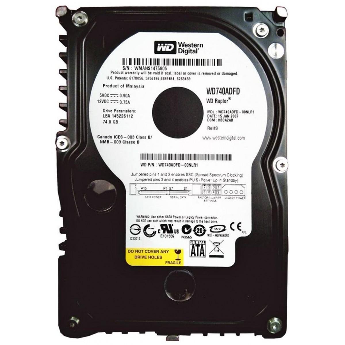 BACKPLANE DELL R710 6x3,5 HDD 0W814D