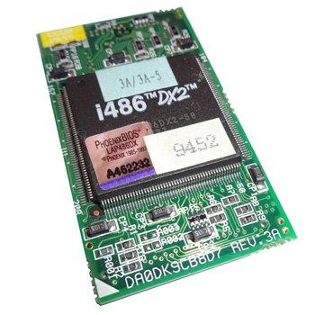 KOLEKCJONERSKI PROCESOR INTEL i486 DX2 SX825 50MHz