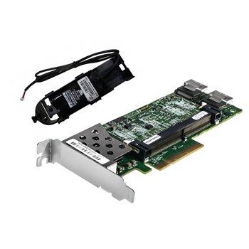 HP SMART ARRAY P410 256MB 6GB/s LOW+BAT