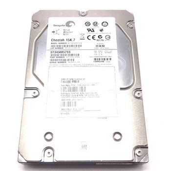 SEAGATE 400GB SAS 10K 3,5 DO DELL HP IBM ST3400755SS