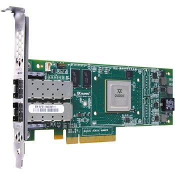 FC DELL QLOGIC QLE8152 2x10GBE CNA 0D001N