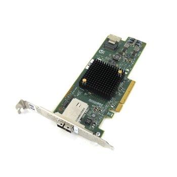 HP LSI SAS 9205-4i4e SAS 6Gb/s HBA 660086-001
