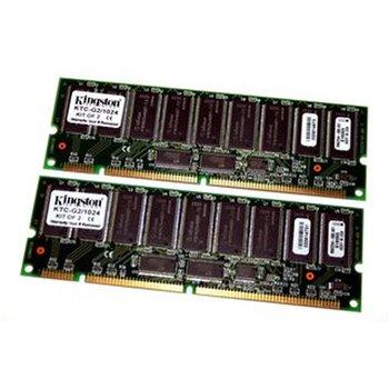 PAMIEC KINGSTON 1GB KTC-G2/1024 KIT PC133 ECC REG