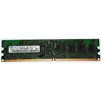SAMSUNG 1GB 1Rx8 PC2-6400U M378T2863QZS-CF7