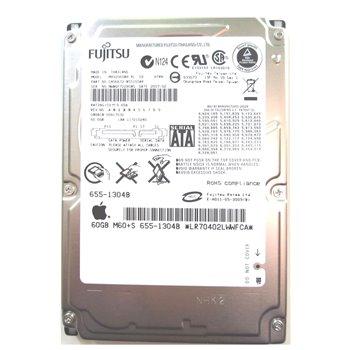 DYSK FUJITSU 60GB SATA 5.4K 2,5 MHV2060BS