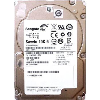 EMC SAVVIO 10K.6 600GB SAS VNX 2,5 118033069-04