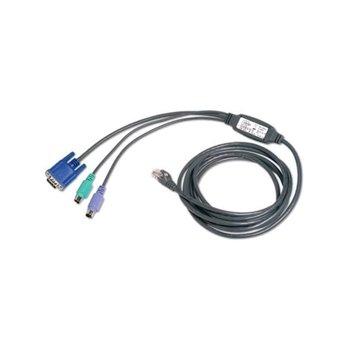 AVOCENT KVM PS2IAC-15PRZELACZNIK LAN/ VGA 2xPS2