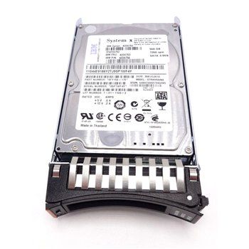 DYSK IBM 500GB SATA 3G 7.2K 2,5 RAMKA 42D0753