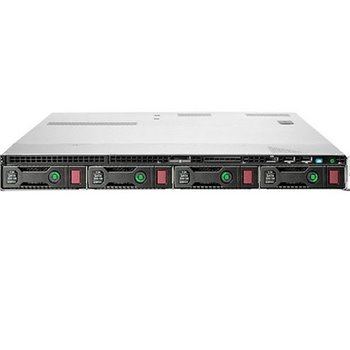 HP DL360e G8 2,20QC E5 16GB 2x2TB B120i ILO4