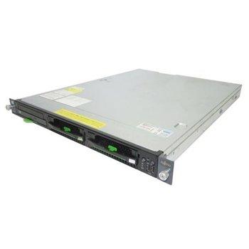 FUJITSU RX100 S6 2.4QC 4GB 2x250GB SATA RAID