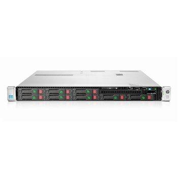 HP DL360p G8 1x2.6 SIX E5v2 64GB 2x500GB SSD P420i