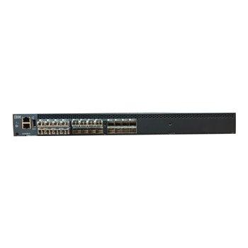 SWITCH IBM SAN 24B-5 12X8GB/s 1U 2XPSU 24x16GB/s