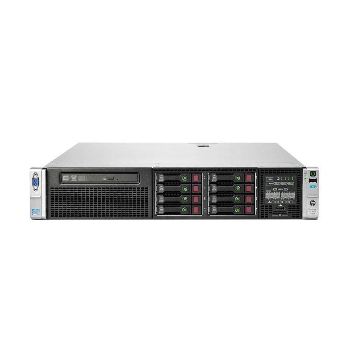 HP DL380p G8 E5-2667 v2 8CORE 64GB 4x600GB SAS