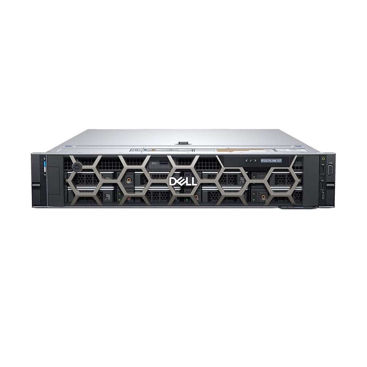 HP DL580 G7 4x2.0 10-CORE 64GB 2x146SAS 2x1TB SATA