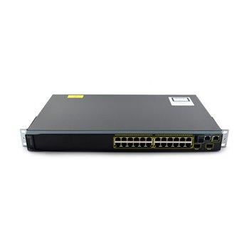 CISCO CATALYST C2960S-24TD-L 24x1GB+USZY