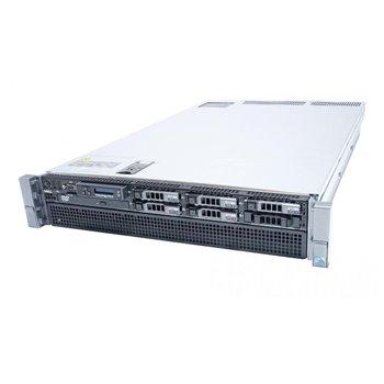 DELL R810 4x10CORE E7-4850 256GB 6x600GB 2xPSU