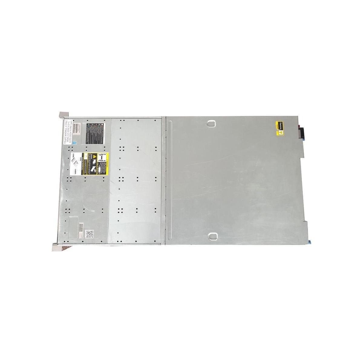KLATKA CAGE BACKPLANE 8x2,5 HDD HP ML350 G5 G6