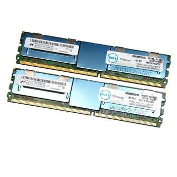 DELL 16GB (2x8GB) 4Rx4 PC2-5300F SNPM788DCK2/16G