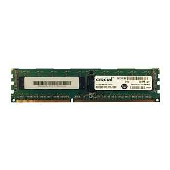 CRUCIAL 8GB 2Rx8 PC3-12800R CT102472BB160B