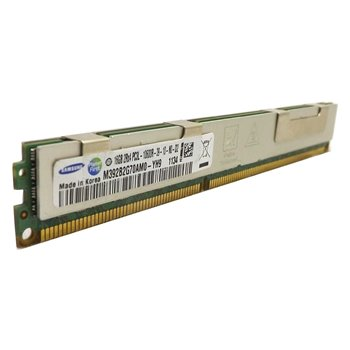 SAMSUNG 16GB PC3L-10600R 2Rx4 SLIM M392B2G70AM0