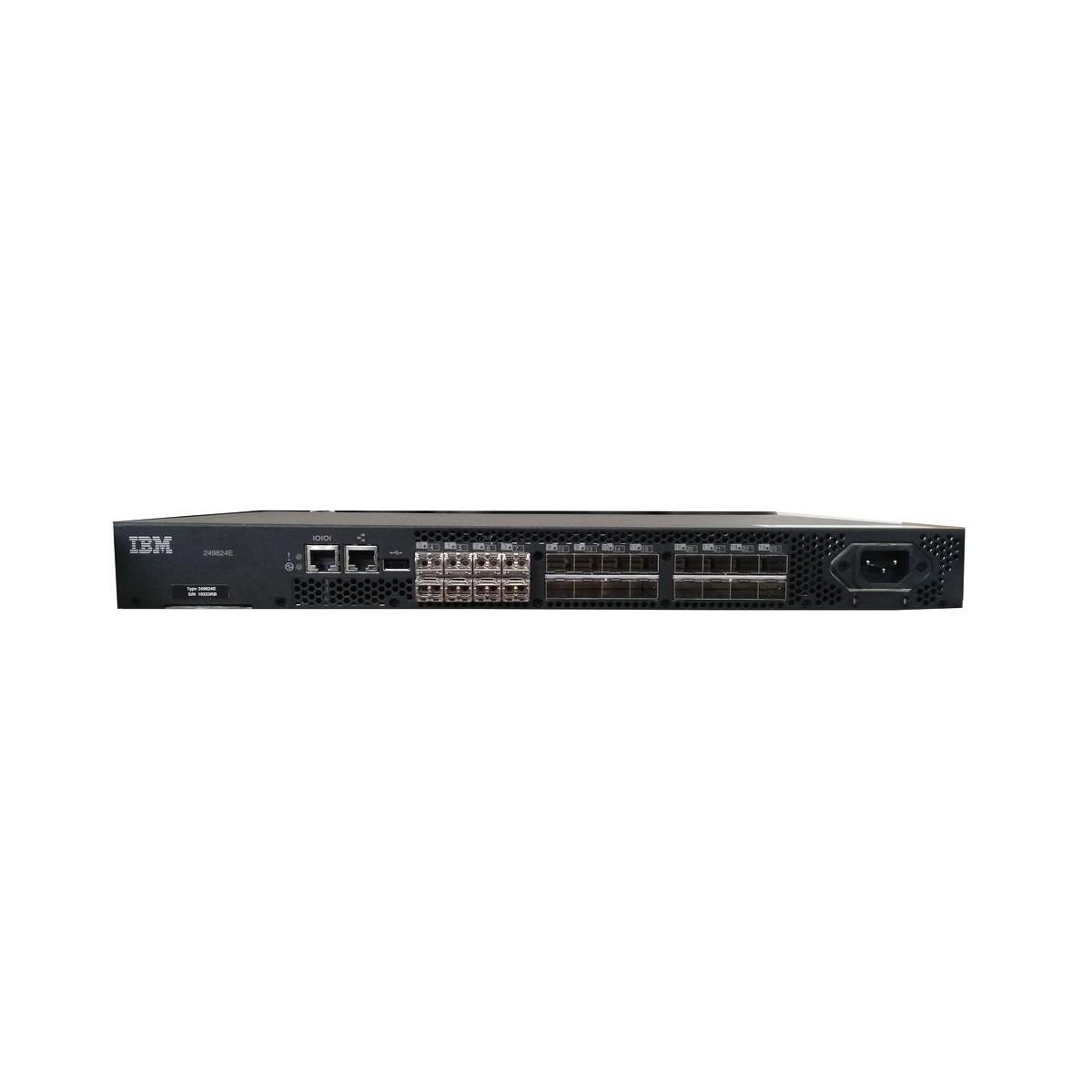 SWITCH IBM SAN24B-4 8xACT PORT 8xGBIC 249824E