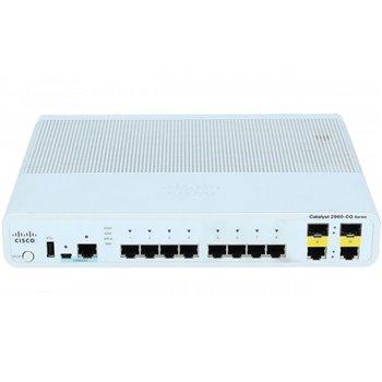 NOWY SWITCH CISCO WS-C2960CG-8TC-L 8x1GB 2xSFP
