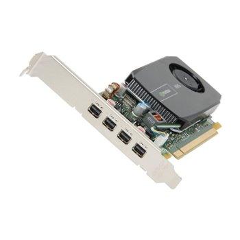 NVIDIA QUADRO NVS 510 2GB DDR3 4xMINI DP 00FC861