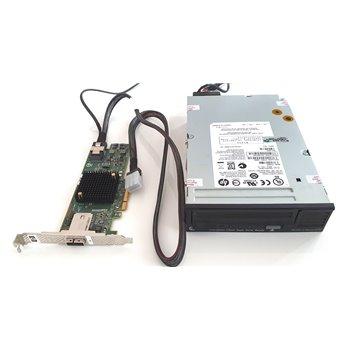 HP LTO-6 ULTRIUM 6250 EH969A SAS9205-4i4e KABEL