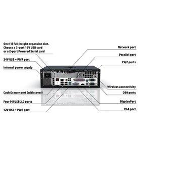 HP RP3 RETAIL POS 3100 SFF 4GB 320GB W7 64-BIT