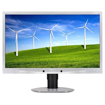 MONITOR PHILIPS 220P4L LED 22' 1680x1050 DVI VGA