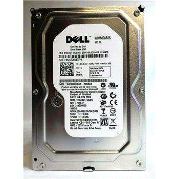 DELL WD1602ABKS 160GB SATA 7.2K 3,5 0X464K