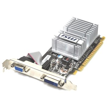 GRAFIKA MSI GEFORCE 512MB PCI-E N8400GS-D512H