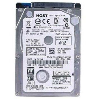 DELL 320GB SATA 7.2K 6G 2,5 32MB 0CR6FK