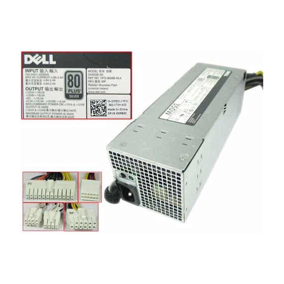 ZASILACZ 350W DELL T320 NON HOT SWAP 0DF83C