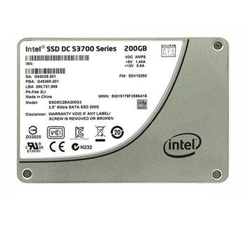 DYSK INTEL 200GB SSD SATA 6G 2,5 DC S3700