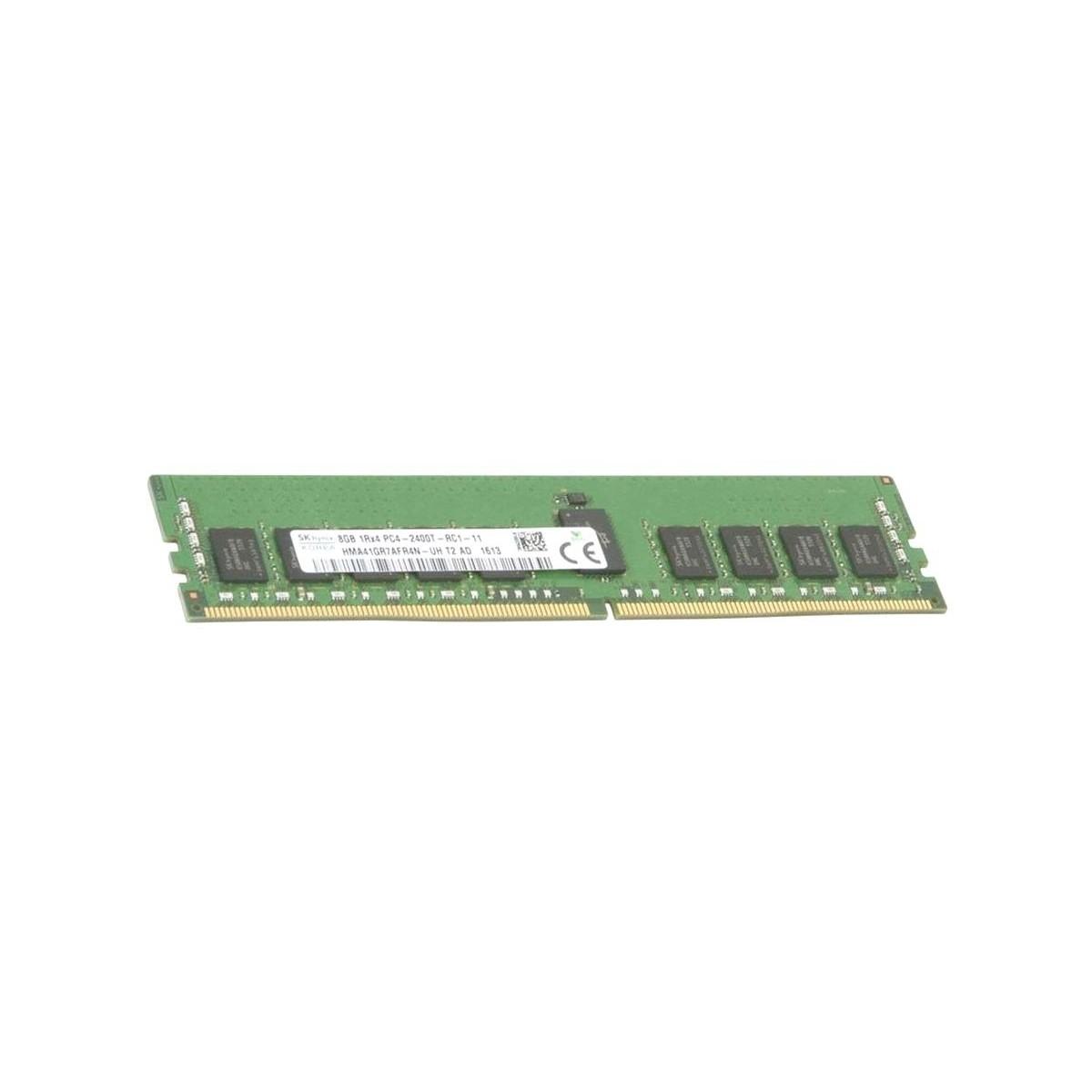 HYNIX 8GB 1Rx8 PC4-2400T ECC HMA81GR7AFR8N-UH