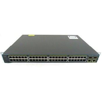 CISCO CATALYST WS-C2960-48PST-S POE 48x10/100 2xSFP